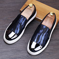 Tidog Chaussure Homme Casual Shoes Set Foot men loafer shoes