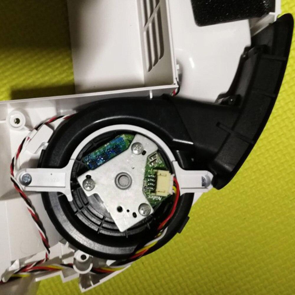 Moteur principal ventilateur moteur aspirateur ventilateur moteur pas de support pour Xiaomi Robot aspirateur 1 génération remplacement Pats