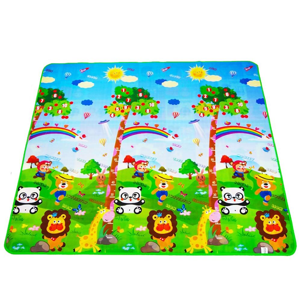 Пазлы Балаларға арналған кілемше Кілемдер Балалар балаларға арналған балалар ойыншықтары Балалар үшін Playmat Goma Eva Foam Puzzle For Childre