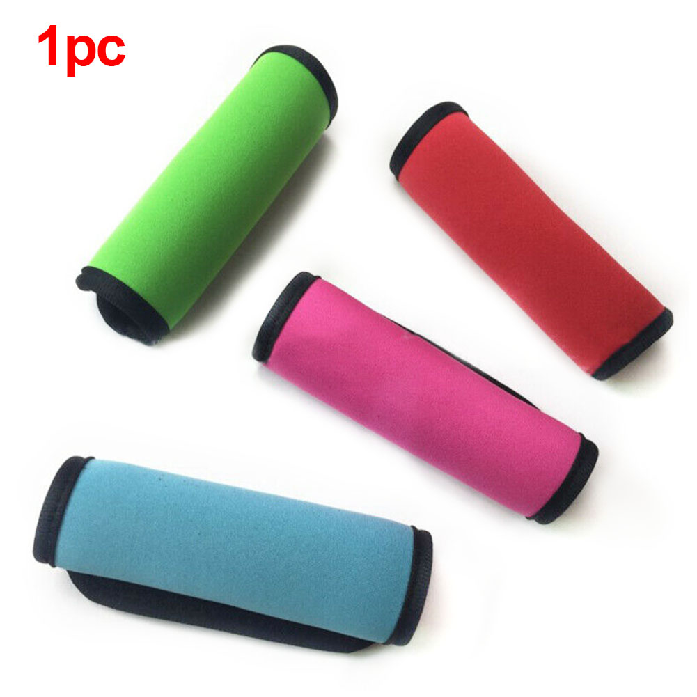 Luggage-Handle-Cover Suitcase Decorative Protect-Sleeve Travel Waterproof Soft Neoprene