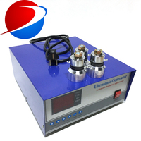 20khz Low frequency Ultrasonic PCB generator for reactor cleaning 2000w|Ultrasonic Cleaner Parts|   -