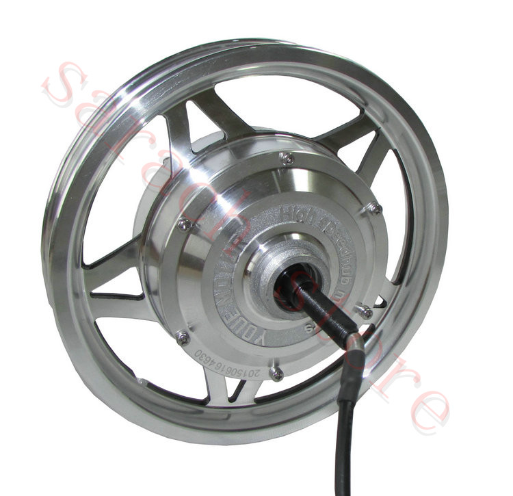 12inch 250w 36v Electric Rear Wheel Hub Motor Electric
