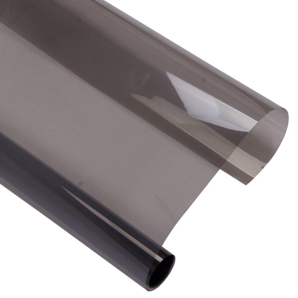 50% VLT 99% IR 99% UV voiture ombre de soleil Nano céramique fenêtre teinte Film 2PLY voiture côté fenêtre teinte maison maison Protection solaire vinyle - 3