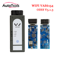 WIFI VAS6154 ODIS v5.1.3 with keygen for VAG car Diagnostic Tool for VW/Audi/Skoda new update for VAS5054A/VAS5055