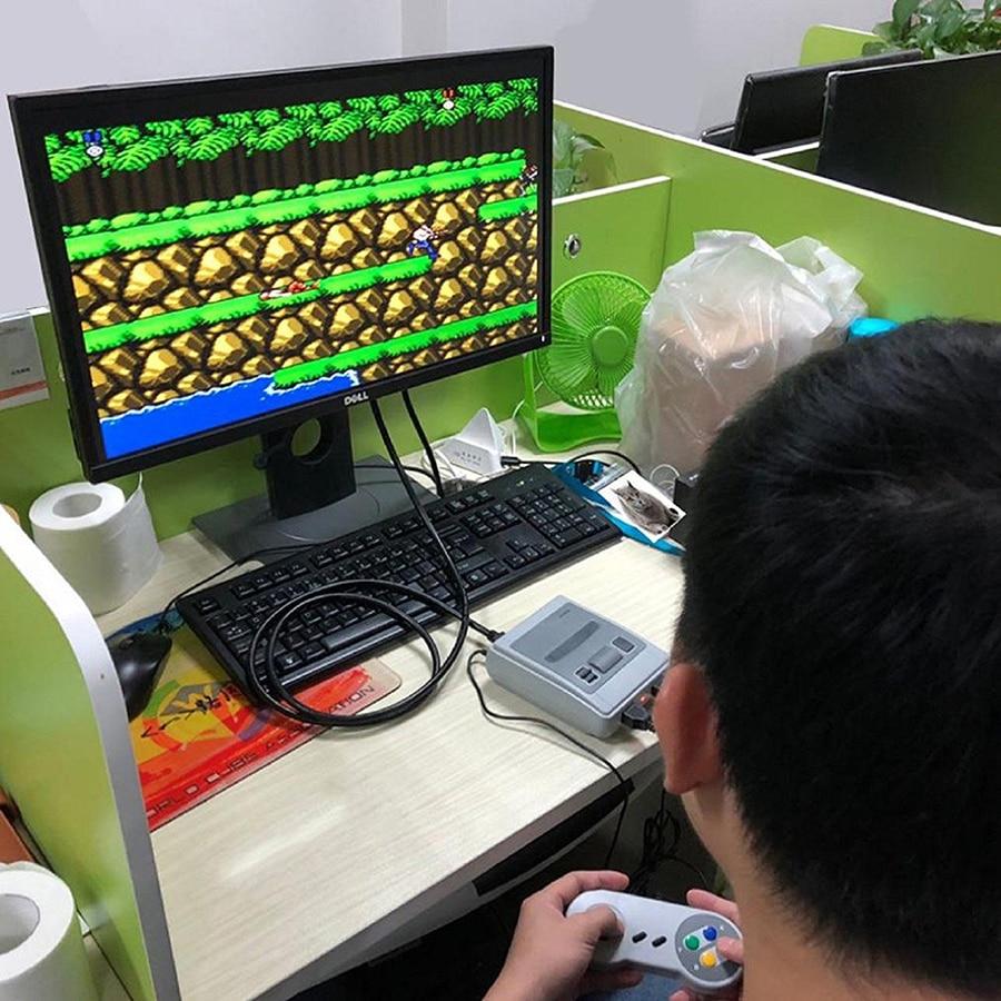 Super-Mini-HDMI-Family-TV-8-Bit-SNES-Video-Game-Console-Retro-Classic-HDMI-HD-Output