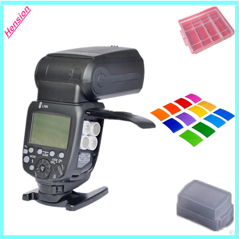 YONGNUO YN600EX RT Master TTL Flash Speedlite YN600EX RT for font b Canon b font 5DIII