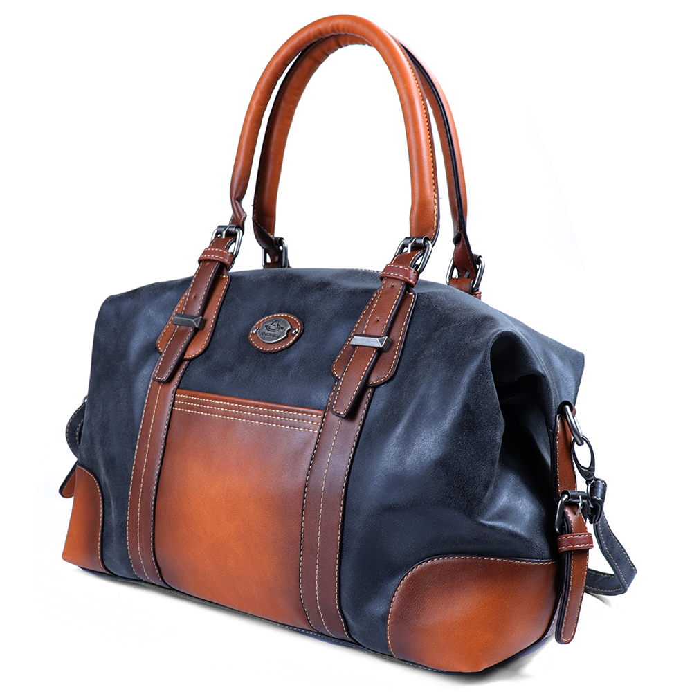 Genuine Leather Women Travel Bag 59