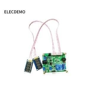 Image 3 - 電圧比較リレーモジュール上下しきい値検出アラーム過電圧保護充電と放電バッテリー