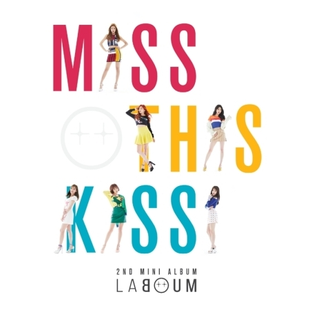 LABOUM 2ND MINI ALBUM - MISS THIS KISS  Release Date 2017.04.18 for honda nc700 s x 2012 2013 nc750 s x 2014 2015 2016 red motorcycle frame sliders crash protector bobbins falling protection