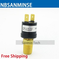 SMF08V 1 8 1 4 Small Vacuum Pressure Switch Designed Automatic Reset Switch Used In Vacuum