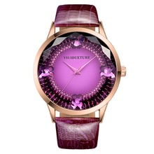 Новый Дизайн Моды Случайные Спортивные Часы Женщины Кожа Кварцевые Часы Luxury Brand Женщины Наручные Часы Дамы Подарок На День Рождения