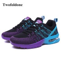 Flying Net Running Shoes For Women Sneakers Girls Sports Shoes Breathable Comfortable Barefoot Sport Running Shoes