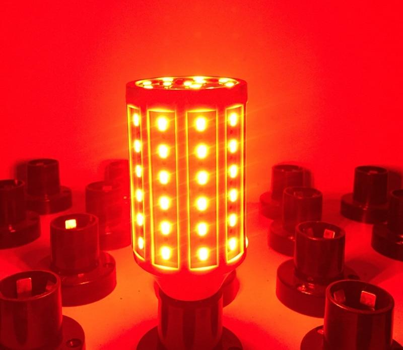LED Grow Light Red Blue Green Corn Light E27 E26 E14 B22 bulb AC220V DC12V 24V 36V 48V 60V SMD 5730 Growing Lamp for Greenhouse цена