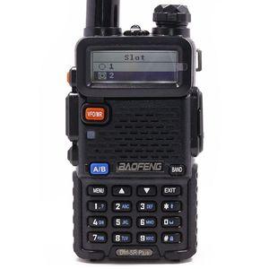 Image 2 - 2020 Baofeng DM 5R plus talkie walkie numérique DMR Tier1 Tier2 Tier II double créneau horaire numérique/analogique VHF/UHF radio bidirectionnelle