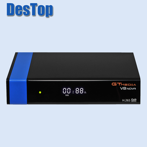 Image 5 - GTmedia V8 Nova blu DVB S2 ricevitore satellitare HD supporto H.265 potenza vu biss costruito WiFi set top box