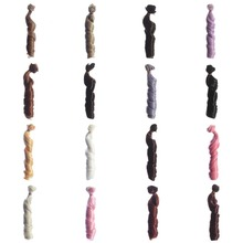 1pcs 15cm 100cm BJD SD Doll Wigs hair DIY High temperature Wire Curly wave Wigs