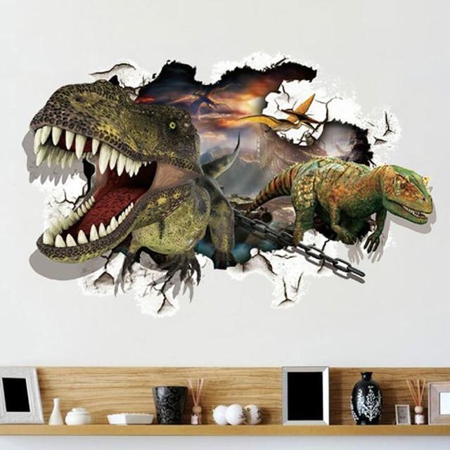 3D Dinosaur 60*90cm 10