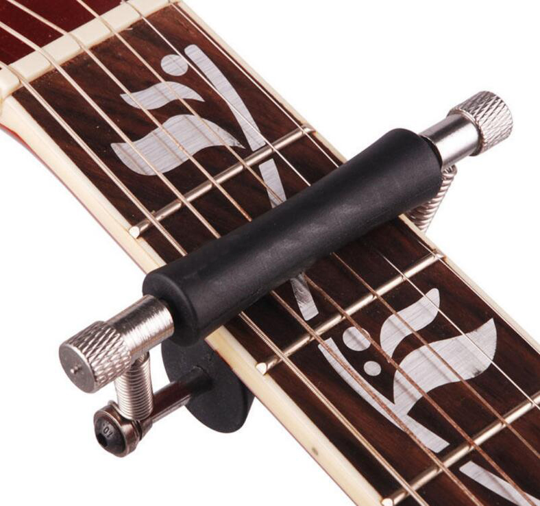 Hot High Quality Sliding Key Clip Acoustic Classic Electric Guitar Capo For Tone Adjusting Musical Instrument Accessories