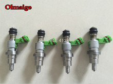 Free shipping Genuine denso fuel injector nozzle 23250-28070 23209-28070 for Toyota