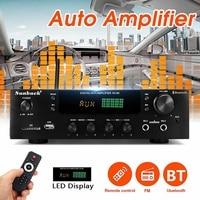 TELI BT 1388 HiFi Auto Technology bluetooth Power Stereo Amplifier Audio Karaoke FM Receiver USB SD bluetooth Amplifer Board