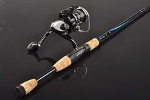 Mavllos 1.8m Lure Weight 6-12g M Carbon Fiber Saltwater Cheap Fishing Casting Spinning Rod Carp Ul Light Fishing Rod 2 Section