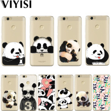 VIYISI Panda For Huawei Mate9 10 lite case Pro P8 9 P10 20 Lite Phone Case Nova2 Plus Honor9 6A Y5 2017 Y6 Y7II
