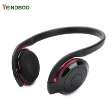 YEINDBOO Bluetooth Headset Headphones Stereo Wireless Earphone for iPhone Android Phone Computer fone de ouvido yeindboo newest wireless headphones sports bluetooth earphone stereo magnetic bluetooth headset for phone xiaomi iphone android