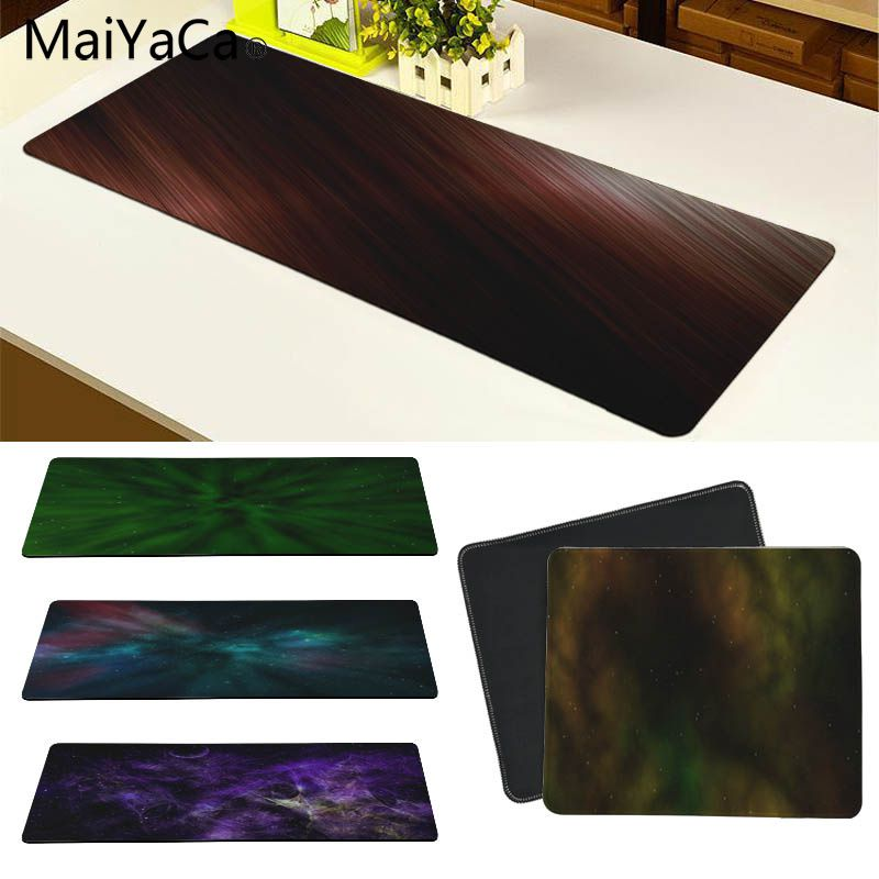 MaiYaCa New Design Colorful pattern Customized laptop Gaming mouse pad Size for 18x22cm 20x25cm 25x29cm 30x60cm 30x90cm