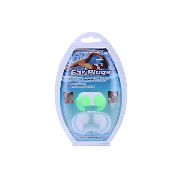Professional Waterproof Soft Ear Clips