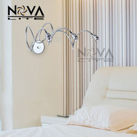 3W Bedside Reading Light Reading Wall Lamp For Hotel Bedroom AC230V Input