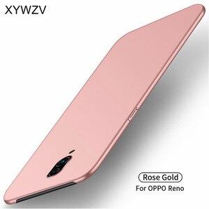 Image 2 - Oppo リノケース耐衝撃 Silm 高級超薄型ハード Pc 電話ケース Oppo リノ裏表紙 oppo リノ Fundas