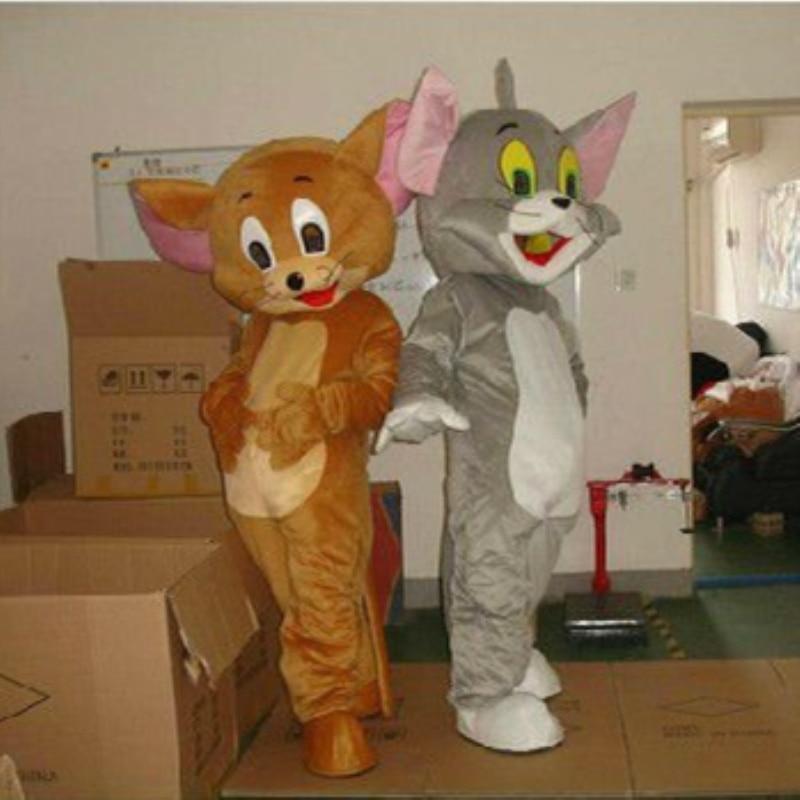 מקצועי חתול טום זול וג 'רי עכבר - תחפושות