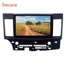 Seicane Android 8,1/7,1 10,1 «Автомобильный радио головное устройство gps навигация Аудио мультимедийный плеер для Mitsubishi Lancer-ex 2008-2015