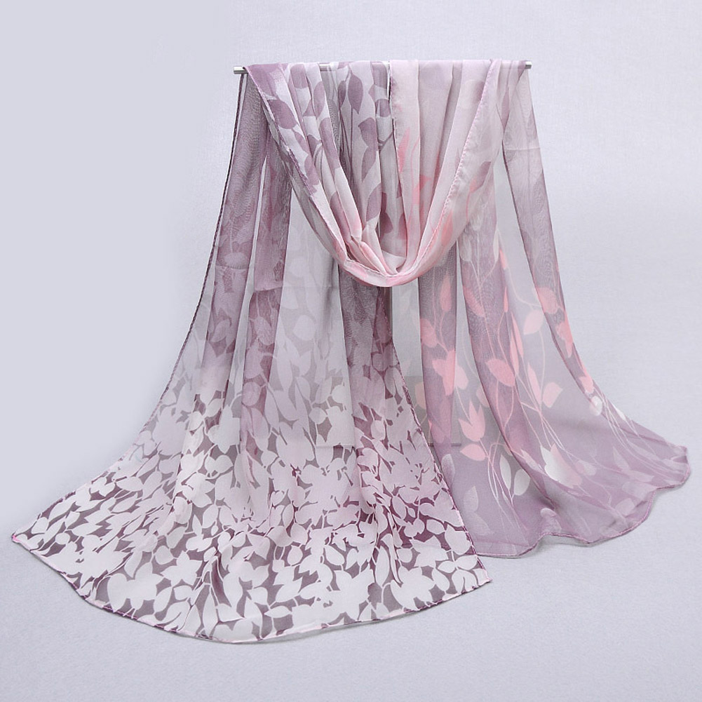 New  Cotton Scarf Han Flowers Roses And Scarves Goods Printed Chiffon Hotsell Beach Silk