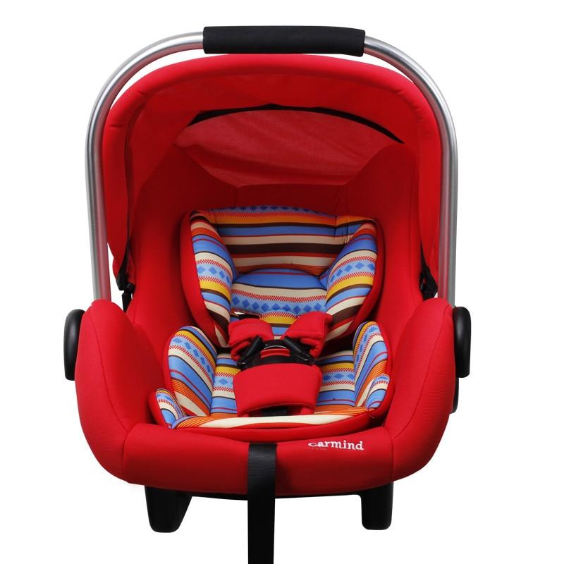 2018 New Child car seat baby carrier Newborn baby child car cradle 0-15 months 3C m rondeau a newborn child