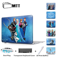 Transparent Crystal Laptop Computer Bag For Apple Mac Macbook Pro 15 Case Cover Macbook Pro 13