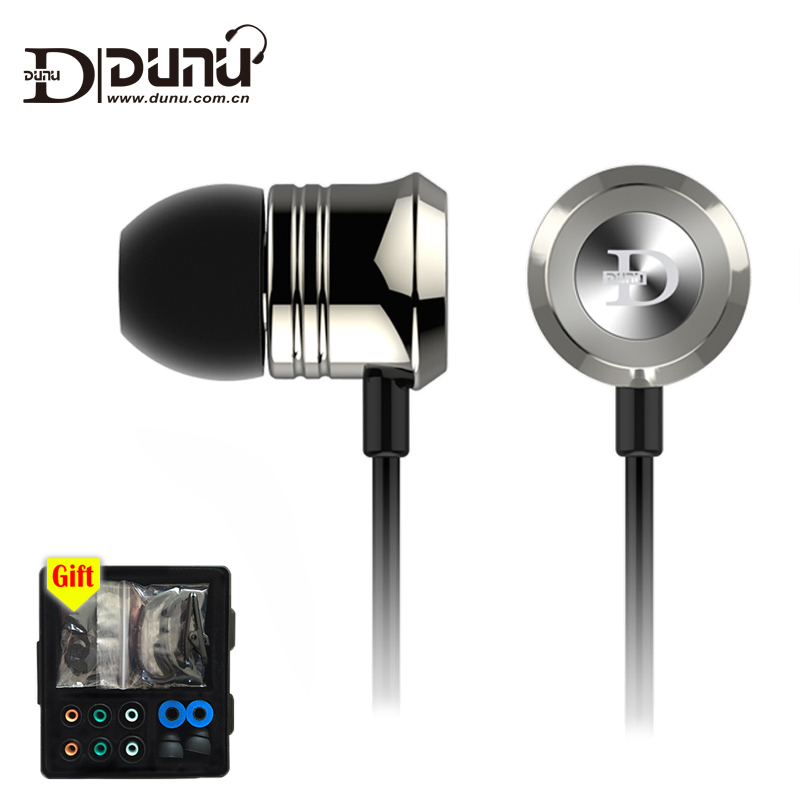 DUNU DN-1000 DN1000 Premium Hybrid 3way In-ear Earphone dunu dn 26m наушники