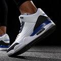 KUYUPP Nuevo Invierno de la Marca de Lujo de Los Hombres Zapatos de Cuero de LA PU Hombres de Hip Hop Zapatos casuales Tamaño GRANDE 39-47 Zapatos Para Hombres Negro Blanco Azul Y151