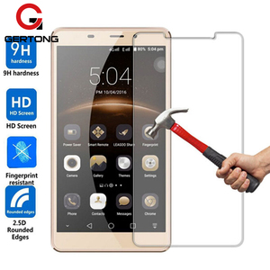 GerTong 9H Tempered Glass For Leagoo M8 Pro M5 M9 Screen Protector For LEAGOO Kiicaa Power 2 M11 M13 M9 Pro T8S Protective Glass(China)