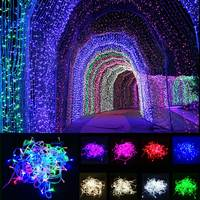 50M 100M Indoor Outdoor LED Strip String Light For Christmas Tree Holiday Garden Home Square Decoration