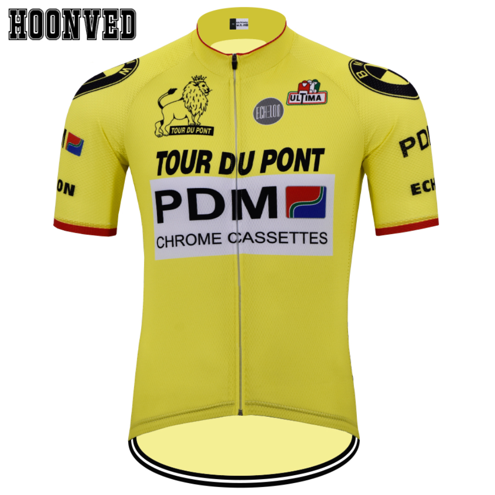 Tour de Spain Go Pro Man PDM Cycling Jersey Short Sleeves Clothing Summer Triathlon  Mtb Jersey gobik maillot ciclismo hombre-in Cycling Jerseys from Sports ... 30b440b5d