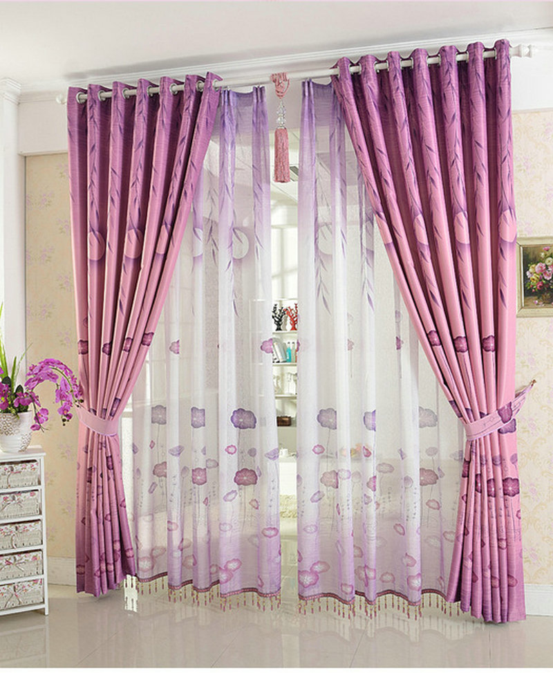 Blackout Curtains For Children Kids Bedding Room/living
