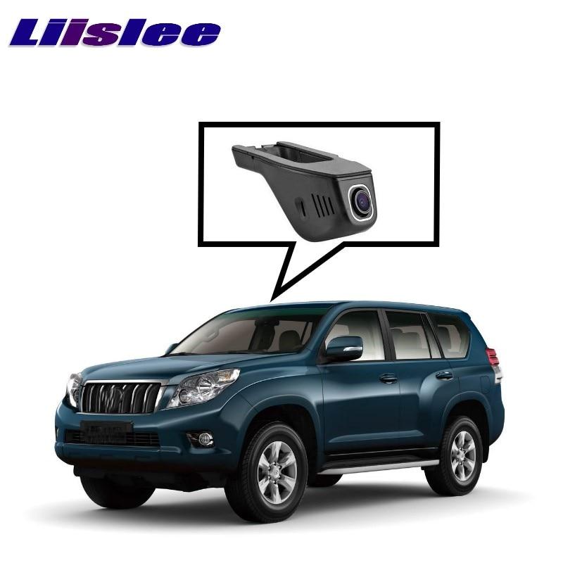 Liislee Wifi DVR Dash-Camera TOYOTA Record Driving 30 1 For Car-Road 2009 J150 Reiz Prado