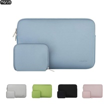 MOSISO New Laptop Bag for Macbook Air 13 11 12 15 Pro 13.3 15.4 Retina Case Sleeve 14 15.6 inch Notebook Bag Pouch Computer Bags binful portable soft sleeve laptop bag computer bag smart cover 11 13 1415 for macbook air pro retina all notebook 15 6 inch