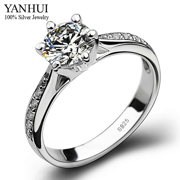Aliexpress.com : Buy YANHUI 100% 925 Sterling Silver
