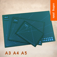 High quality 1PC PVC Model Making Cutting Pad Board Carving Patchwork Tools Handmade Diy Accessory Clay Backing A3 A4 A5