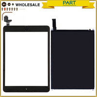 New LCD Touch Panel For iPad Mini 1 Mini 2 LCD Display Touch Screen Digitizer Sensor Front Glass Lens With Parts Assembly