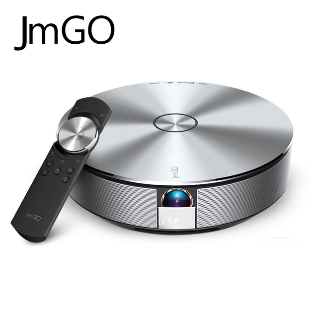 JmGo G1 Bluetooth USB Поддержка Видео 4 К Android Airplay Для Смартфонов Wi-Fi Микро DLP Мини PhonePortable Умный Проектор