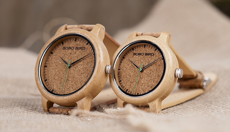 wooden wristwatches for men and women bobo bird mens watches (3)