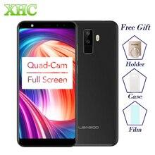LEAGOO M9 WCDMA 3G Smartphones 5.5″ 18:9 Full Screen Android 7.0 MT6580A Quad Core RAM 2GB+ROM 16GB FOTA Dual SIM Mobile Phones